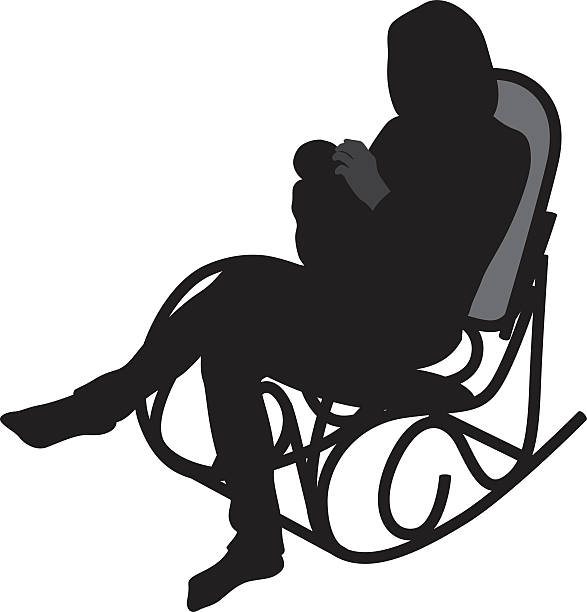 Baby Rocking Chair Clipart Top 60 Rocking ...