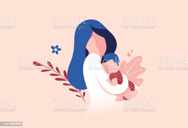 Mother holding baby son in arms vector id1141890853?b=1&k=6&m=1141890853&s=612x612&h=ec wywbhst76 tlb37lpy2imllrs8b m6ua5rznuxri=
