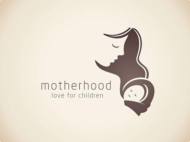 ilustrações, clipart, desenhos animados e ícones de é mãe segurando o bebê. - novo bebê