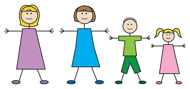 Mother Mother Stick Family