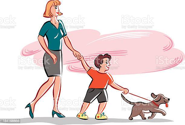 Mother with son and dog vector id154168855?b=1&k=6&m=154168855&s=612x612&h=s4eyxyki9iglkrvno8n sboiu1lnnz6jha28ypgdhwa=