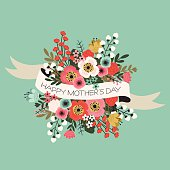 istock Mother's day card 537501821