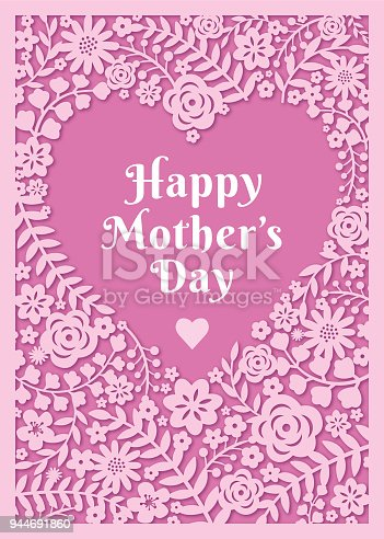 istock Mother's Day Card. 944691860
