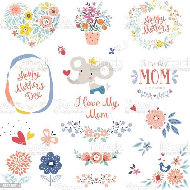 Mothers day floral elements 06 vector id669765514?b=1&k=6&m=669765514&s=612x612&h=9fvascztxns8ixd5llr7b0crocxr46zepl9i3aos4xm=