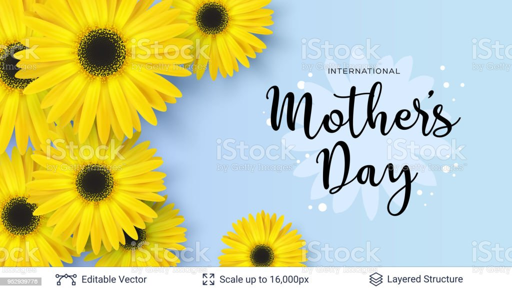 Mothers day greeting card template stock vector art more images of mothers day greeting card template royalty free mothers day greeting card template stock vector m4hsunfo