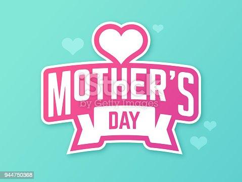 istock Mother's Day Symbol 944750368