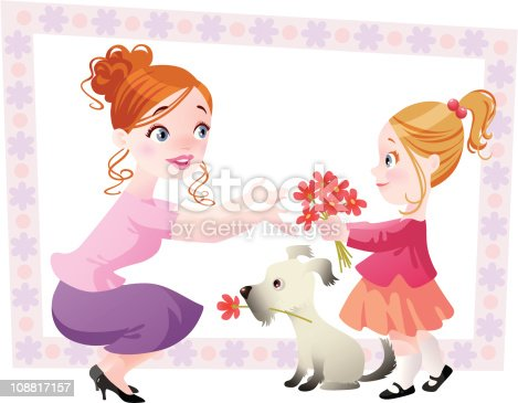 istock Mother's day 108817157