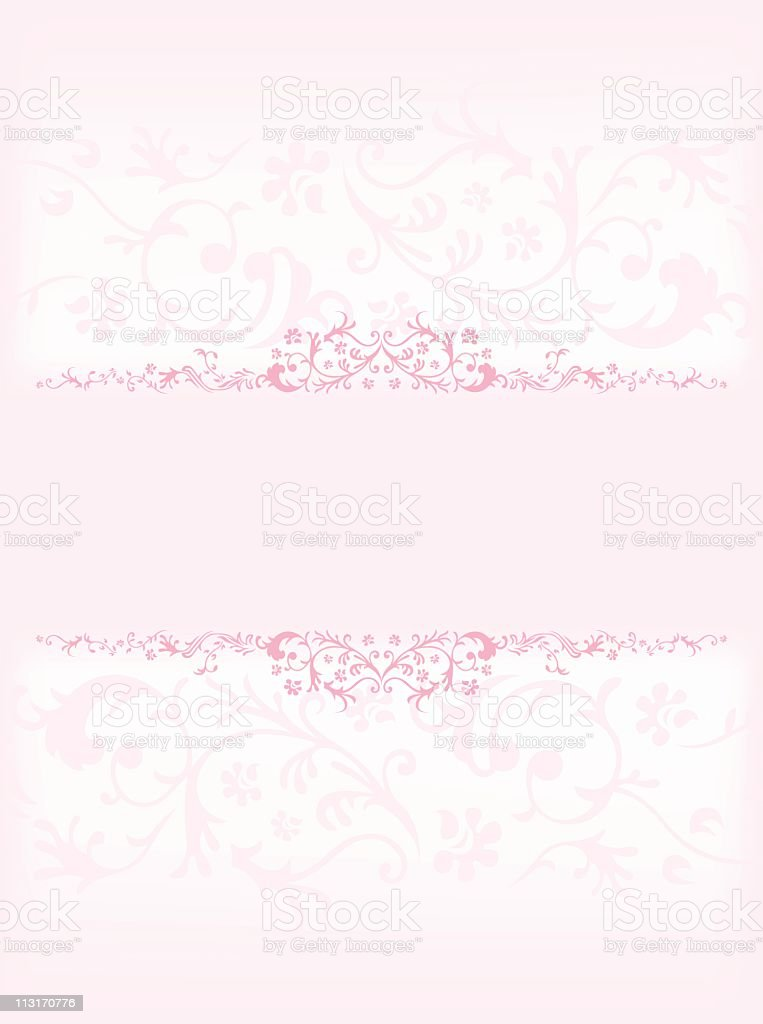 Motif Art Background royalty-free stock vector art