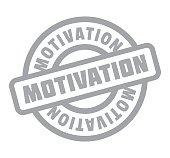 Motivation rubber stamp