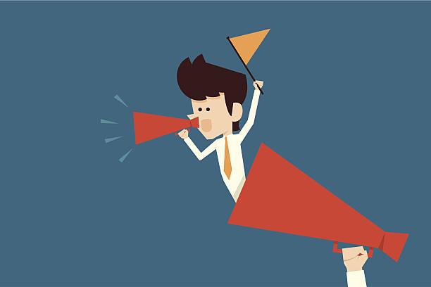 motivation - attention stock illustrations, clip art, cartoons, & icons