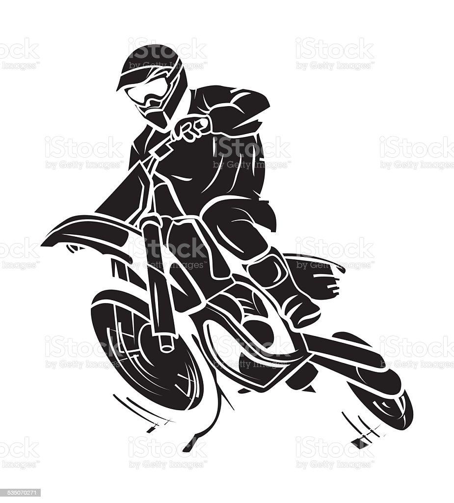 Tatouage De Moto Cliparts Vectoriels Et Plus D Images De Cycle