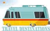 Motor caravan