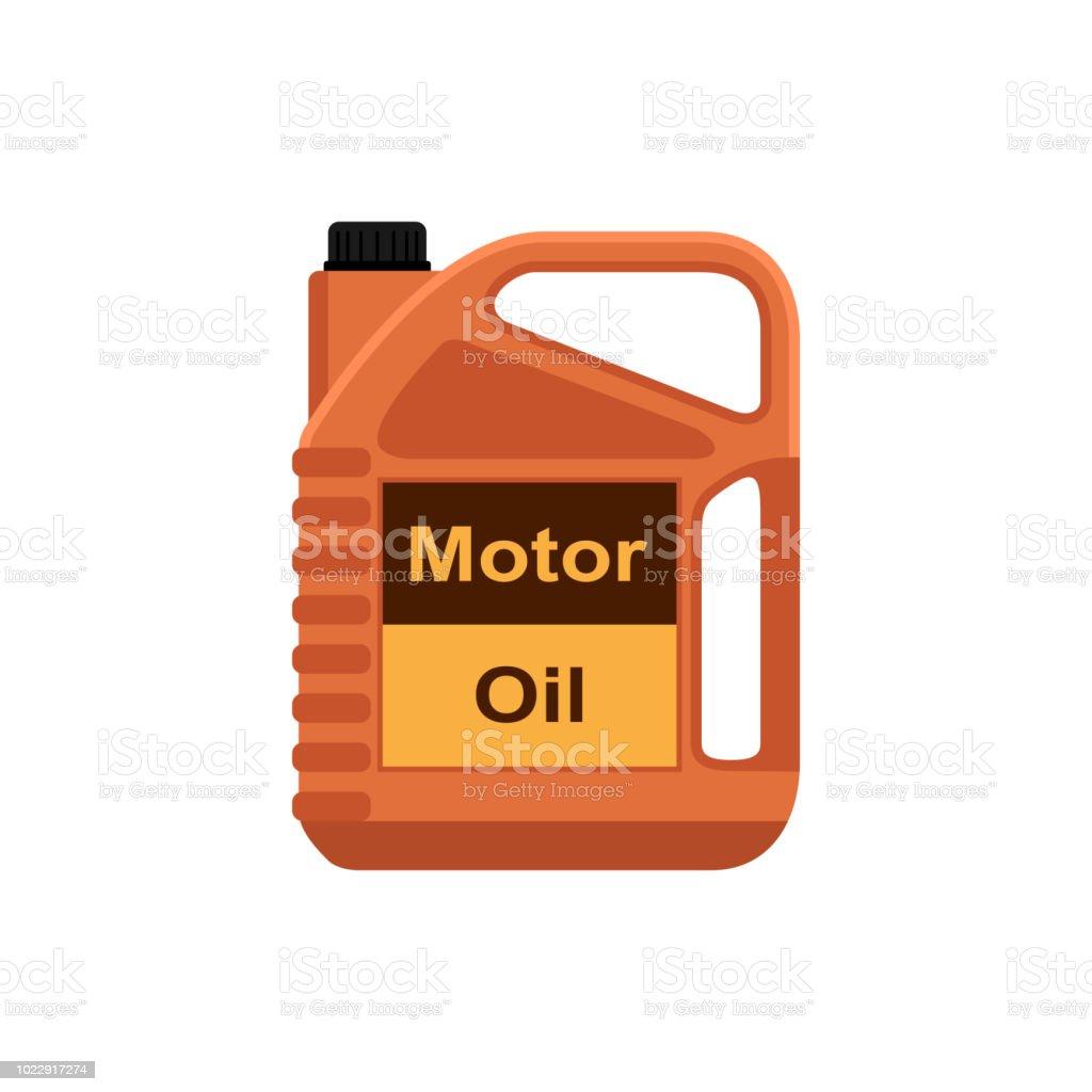 icono de aceite de motor - ilustración de arte vectorial