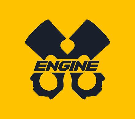 Motor pistons