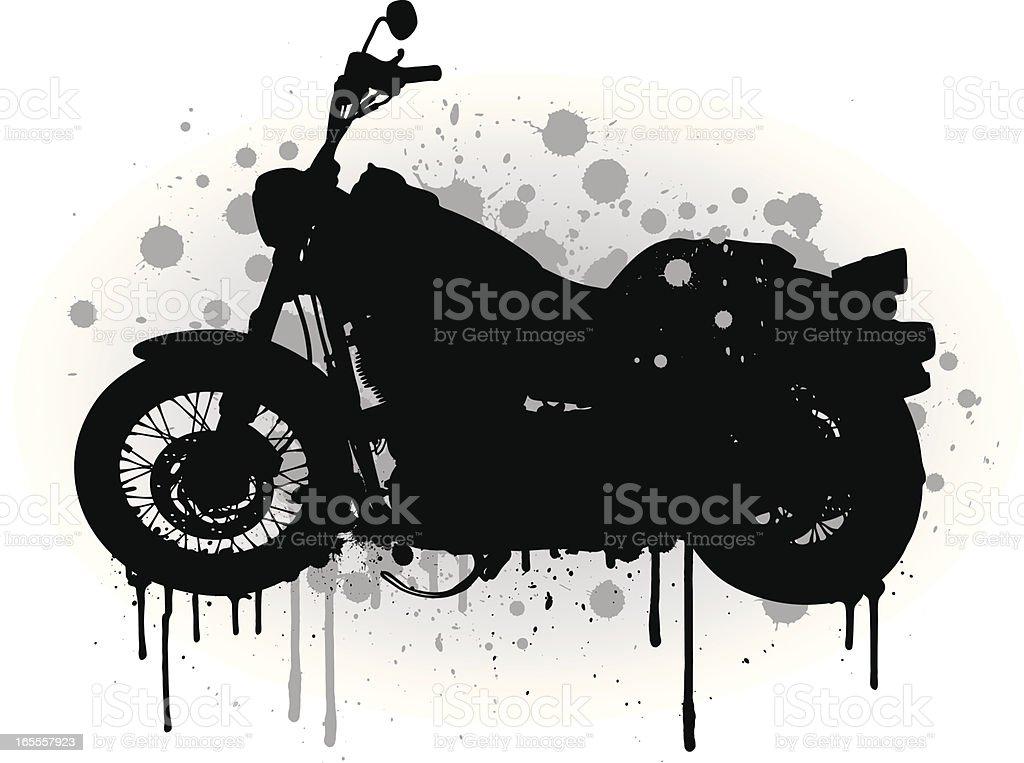 Motorbike royalty-free motorbike stock vector art & more images of biker