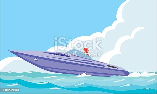 istock motor-boat sport 118265300