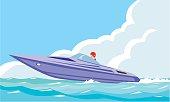 motor-boat sport