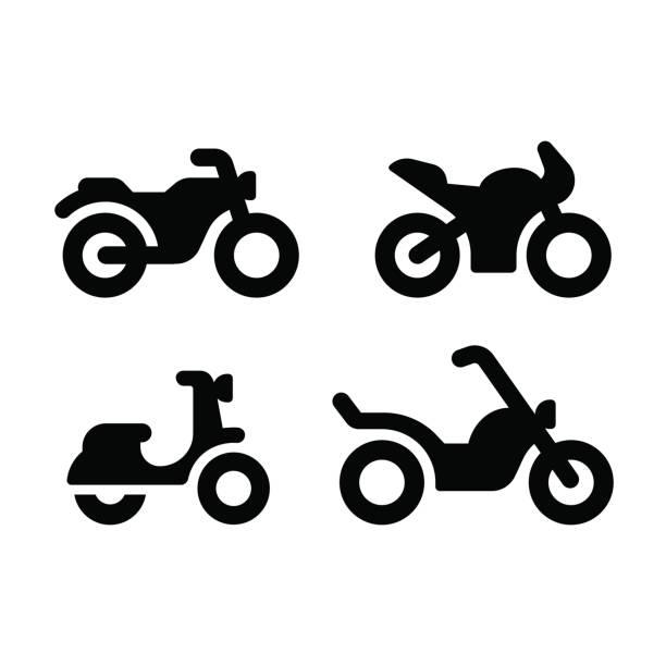 Best Dirt Bike Clipart Illustrations, Royalty-Free Vector
