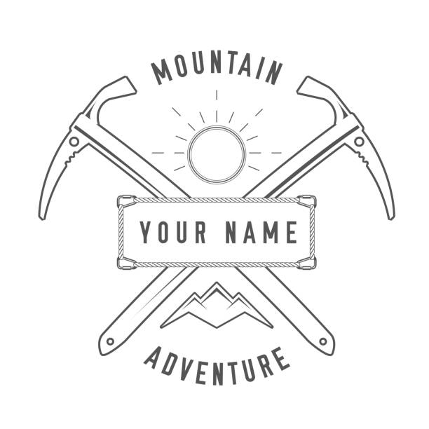 Best Climbing Rope Illustrations, Royalty-Free Vector