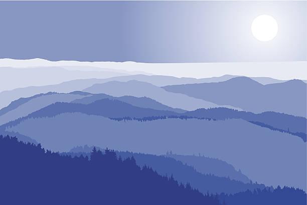 mountain wappen - schwarzwald stock-grafiken, -clipart, -cartoons und -symbole