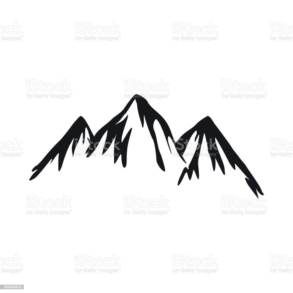 royalty free banff clip art vector images illustrations istock rh istockphoto com clipart mountain images clip art mountains and trees