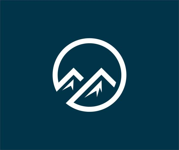 Mountain icon This illustration/vector you can use for any purpose related to your business. mountain top stock illustrations
