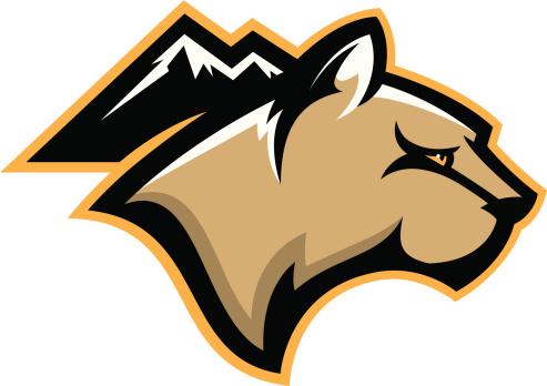 Mountain Lion Mascot