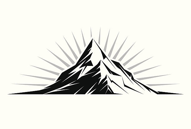 Royalty Free Mt. Everest Clip Art, Vector Images