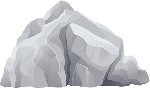 mountain - cliffs stock illustrations