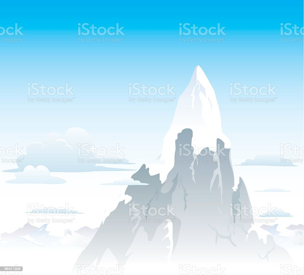 Mountain royalty-free mountain stock vector art & more images of asia