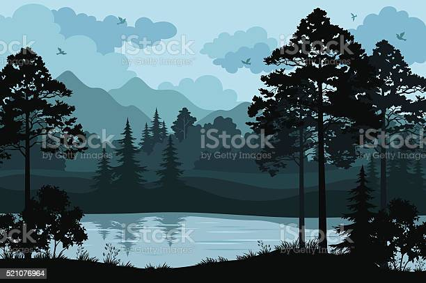 Mountains trees and river vector id521076964?b=1&k=6&m=521076964&s=612x612&h=zsefnx m3ndmzpslg i glo 5szo1 rlgw6u3oodh1s=