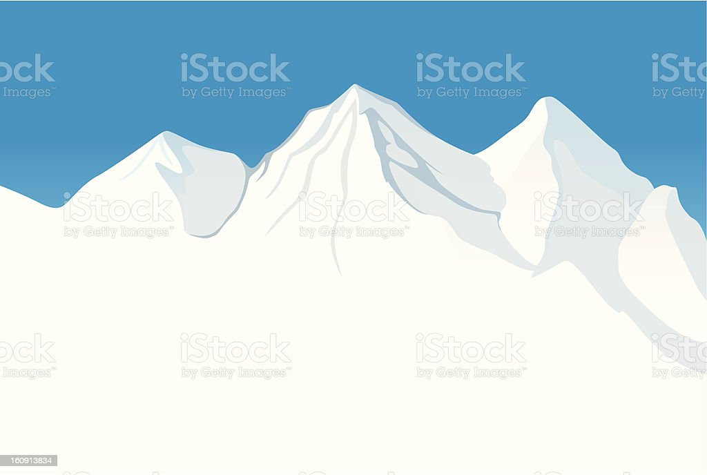 mountains royalty-free mountains stock vector art & more images of backgrounds