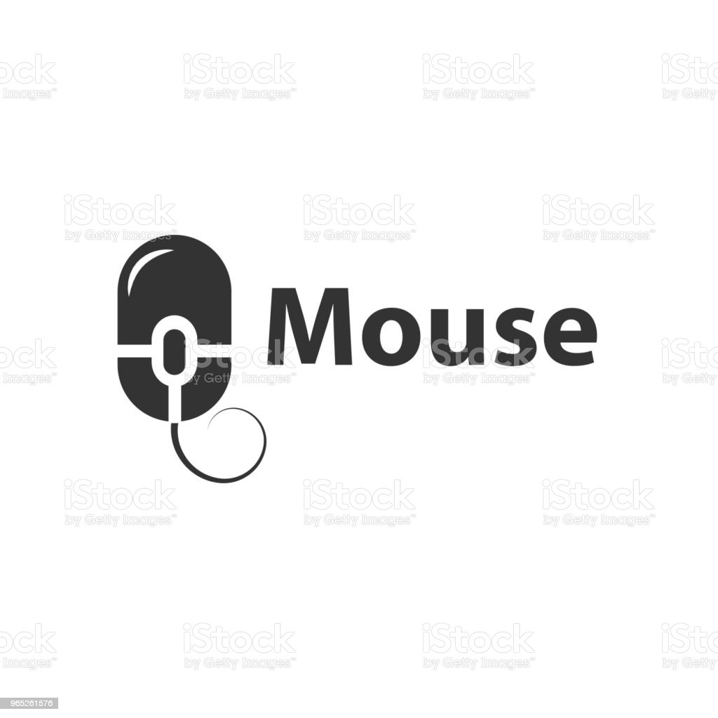 Mouse Vector Template Design royalty-free mouse vector template design stock vector art & more images of advertisement