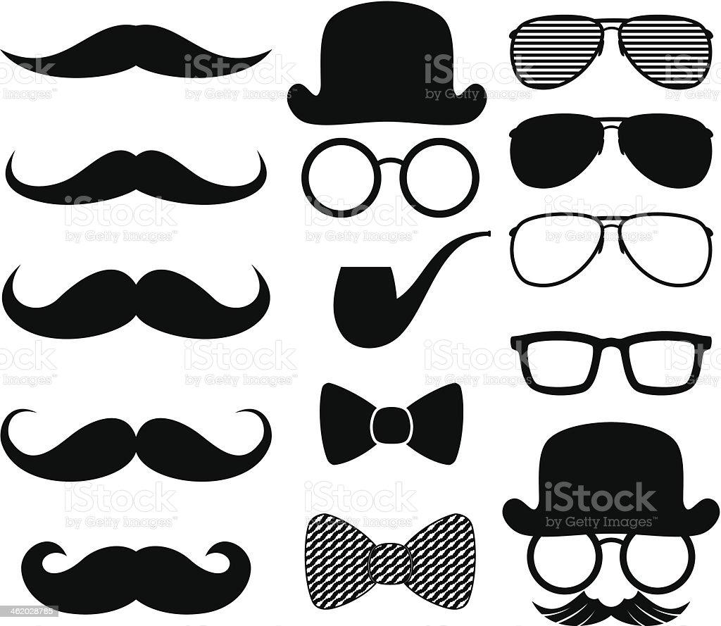 Moustaches 462028785 istock - Dessin de moustache ...