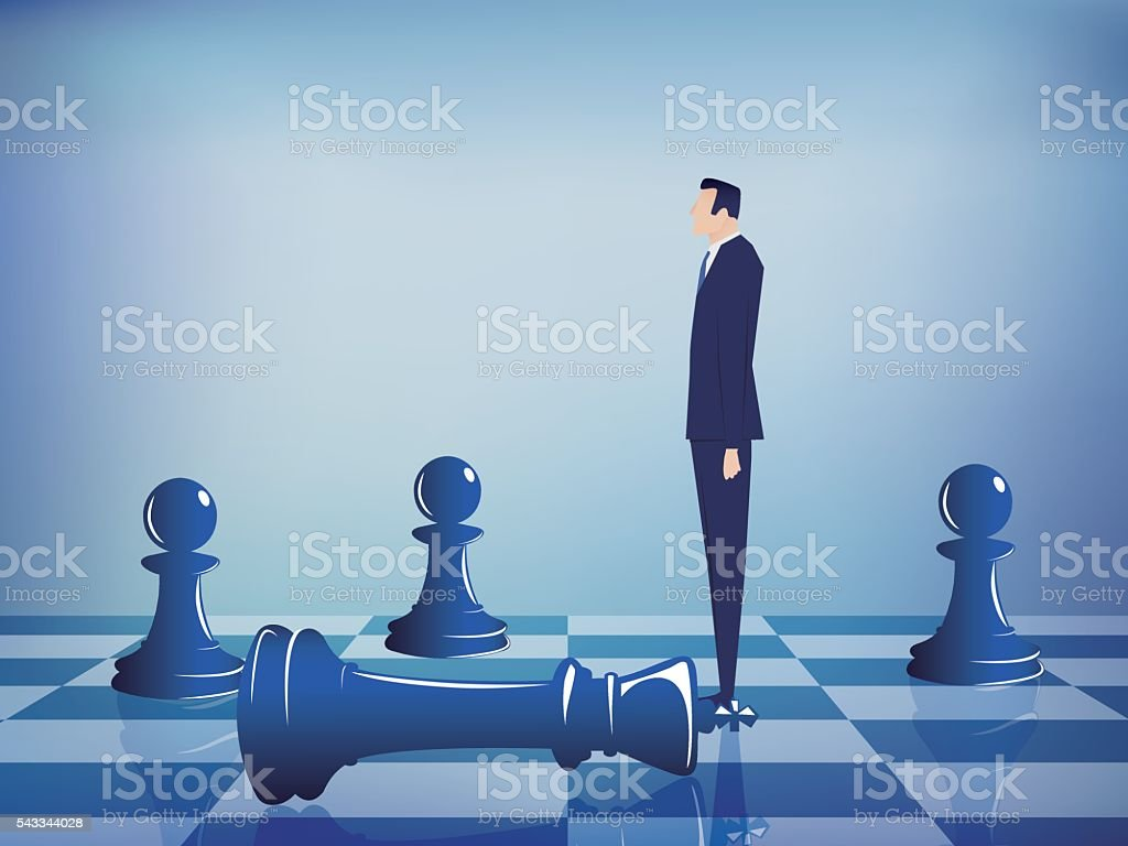 Moved checkers vector art illustration