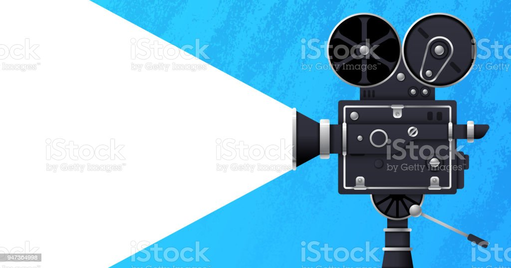 Movie And Film Banner Royalty Free Stock Vector Art Amp