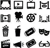 Movie Icons - Black Series