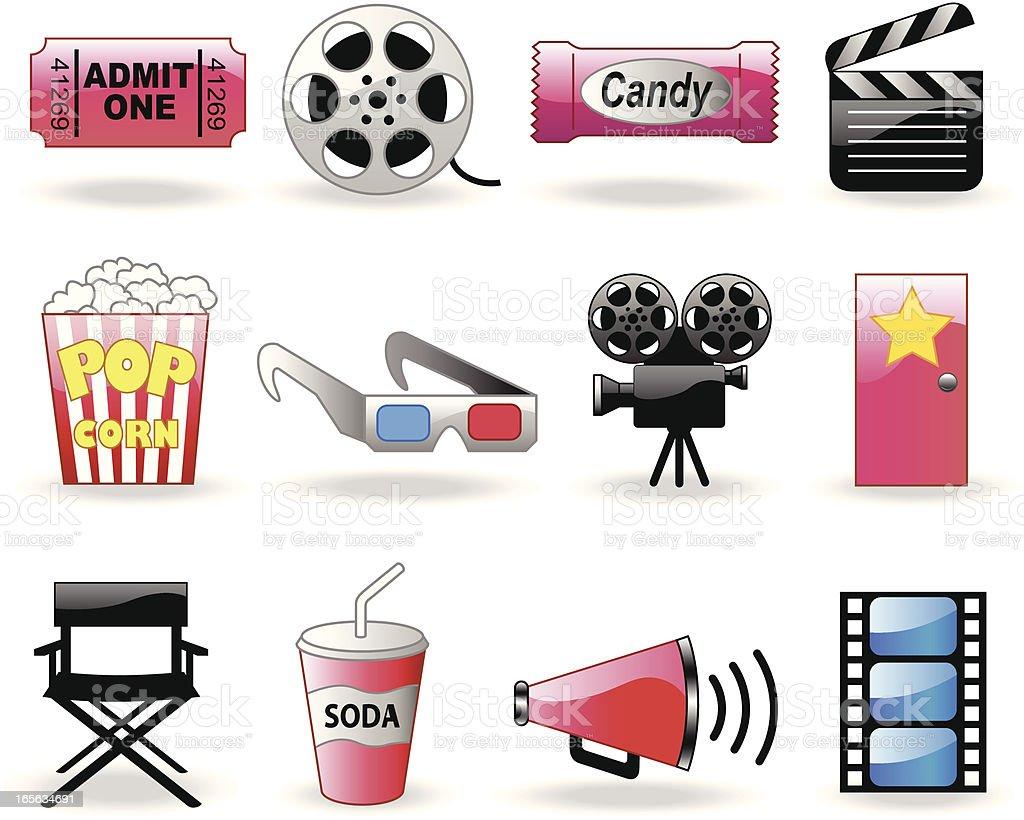 Картинки на тему кино для лд