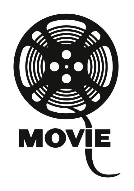 illustrations, cliparts, dessins animés et icônes de bobine de film - type d'image