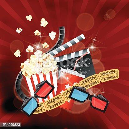 524299831istock Plantilla De Fondo De Cine Pelãcula Cortinas