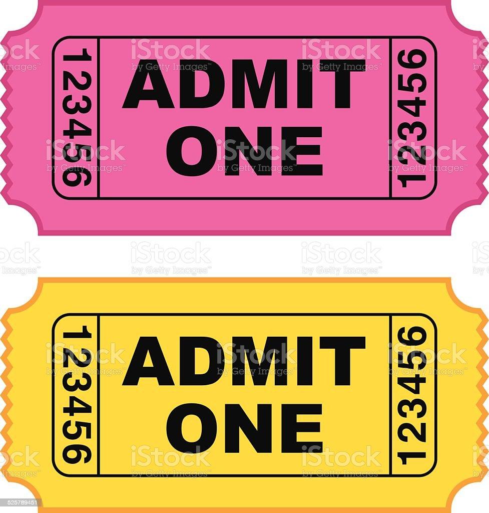 royalty free movie ticket clip art vector images illustrations rh istockphoto com movie ticket picture clipart movie ticket stub clipart