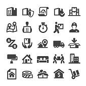 Moving Icons - Smart Series