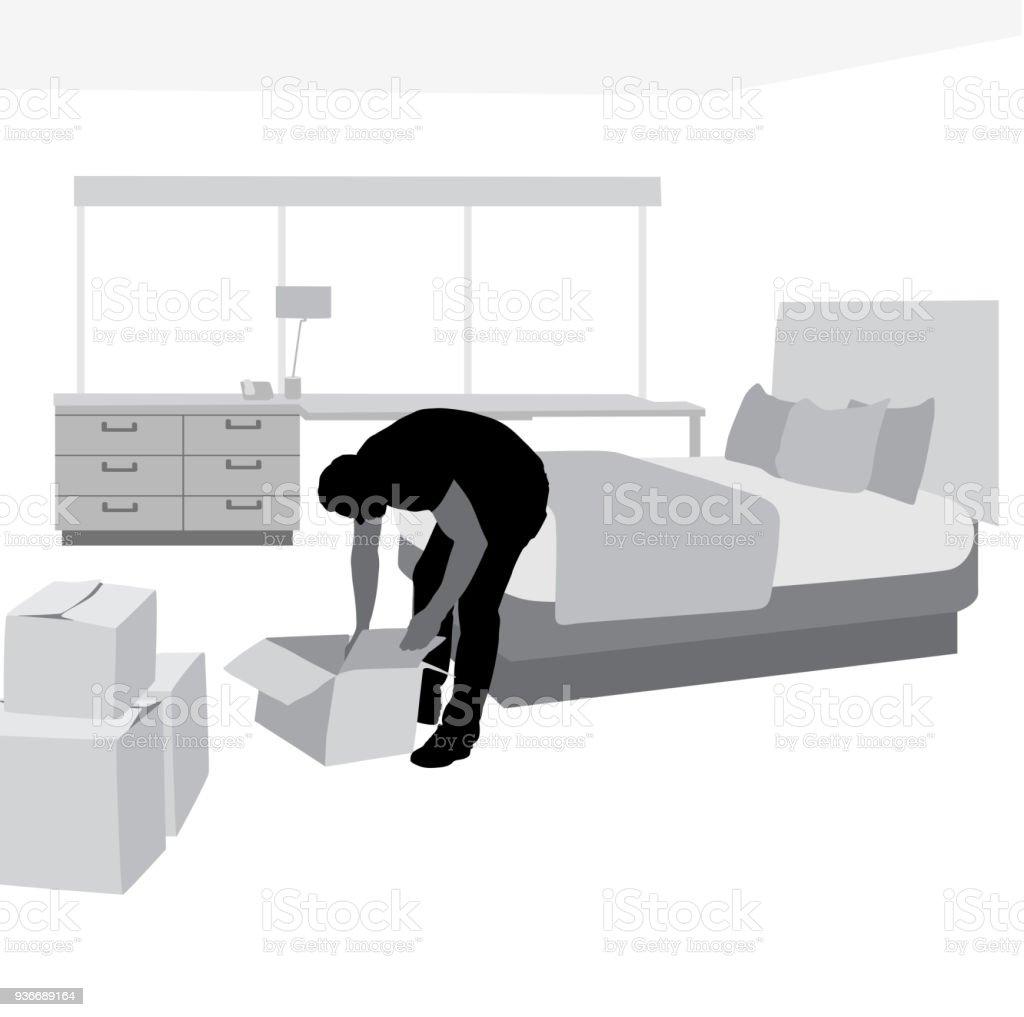 Delightful Emménager Dans Un Appartement Emménager Dans Un Appartement U2013 Cliparts  Vectoriels Et Plus Du0027images