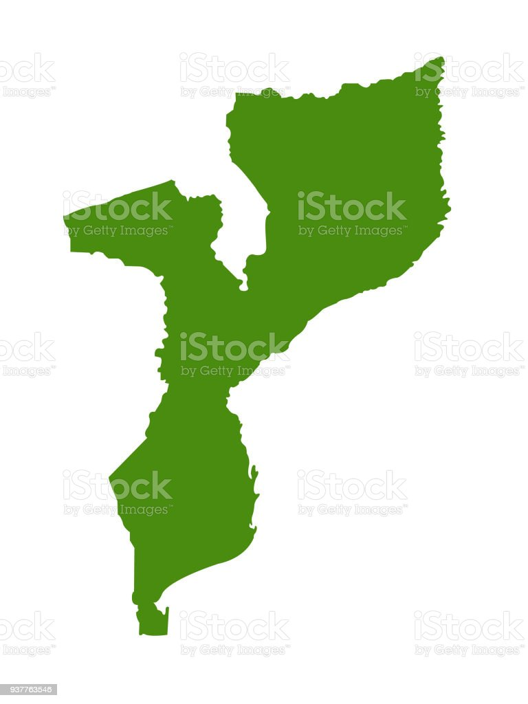 Mozambique map stock vector art more images of africa 937763546 mozambique map royalty free mozambique map stock vector art amp more images of africa gumiabroncs Images