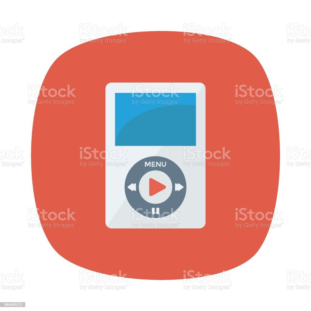 mp3 royalty-free mp3 stock vector art & more images of abstract
