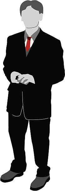 illustrazioni stock, clip art, cartoni animati e icone di tendenza di sig. nizza guy (vettore - uomo artigiano gioielli