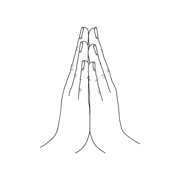 1,311 Namaste Illustrations, Royalty-Free Vector Graphics & Clip Art -  iStock