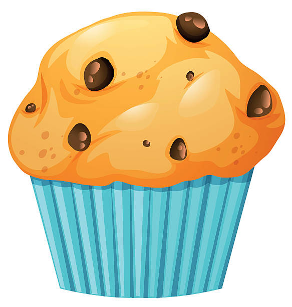 Best Muffin Illustrations, Royalty-Free Vector Graphics ...