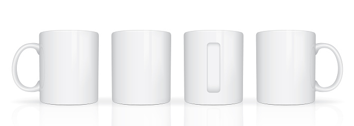 mugs from different sides