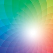 Multi Colored Abstract Background With Copy-space. Vector EPS10.